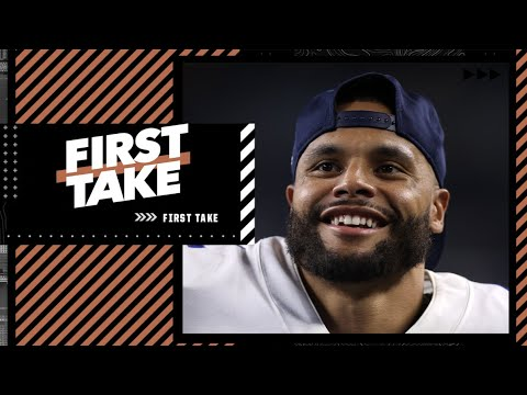Should the NFL be worried about the Dallas Cowboys?!   First Take