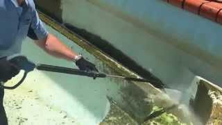 Watch the miracle of pressure cleaning! You won't believe you eyes!!!!
