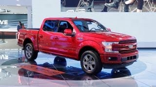 features in Ford's new F-150.