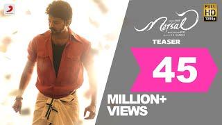 Mersal Official Tamil Teaser , Vijay , A R Rahman , Atlee