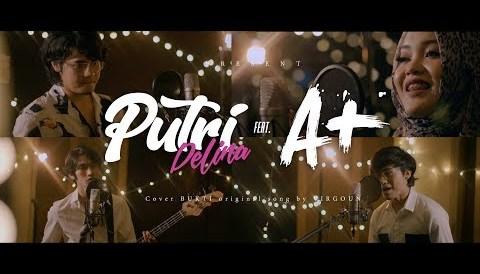 Download Music Bukti - Virgoun (Putri Delina ft A+ Cover)
