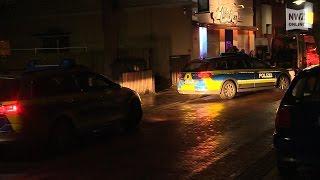 Delmenhorst - Drei Verletzte nach Schüssen auf Kneipengäste