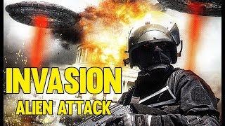 Invasion - Alien Attack (Sci-Fi Spielfilm in voller Länge, ganzer Film, kostenlos anschauen)