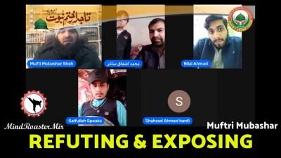 Maseehe Maood Mirza Ghulam Ahmad Qadiani Ne Qurano Hadees Ki Kesi Tashreeh Ki Muftri Mubashar