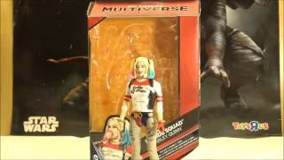 DC Multiverse Suicide Squad - Harley Quinn Review