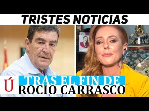 Triste comunicado del Juez Calatayud tras el final de Rocío Carrasco