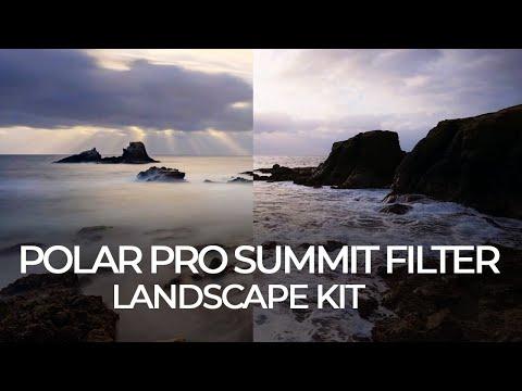 Polar Pro Summit Filter Landscape Kit | Product Feature