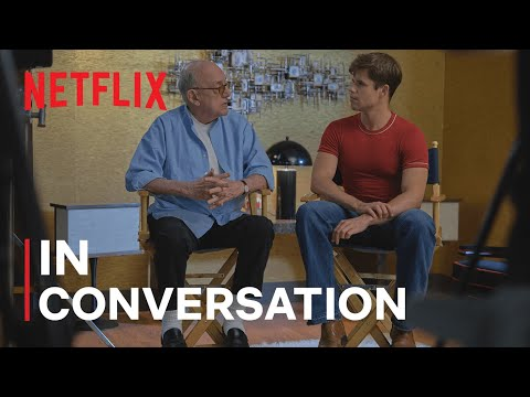 The Boys in the Band | A Conversation with Charlie Carver and Playwright Mart Crowley | Netflix