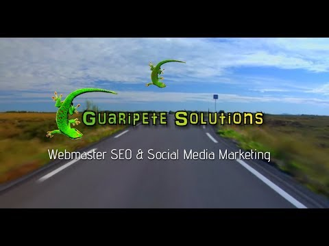 Guaripete Solutions Webmaster SEO and Marketing Agency