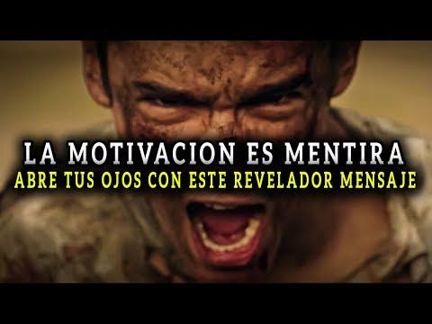Deja de Mentirte con Motivacion Falsa || DEBES ESCUCHAR ESTE MENSAJE
