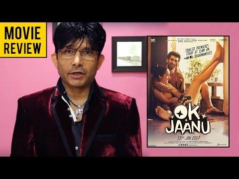 Ok Jaanu | Movie Review by KRK | KRK Live | Bollywood Review | Latest Movie Reviews