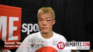 Tomoki Kameda insatisfecho con los jueces de Chicago