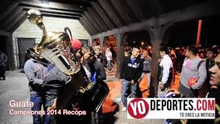 Guate primer lugar de Recopa en Chicago