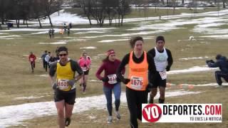 Daniel Burnham Open 2015 4K con agua y hielo en Chicago