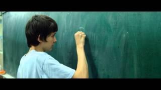 X+Y Scene Clip Nathan Solves Math Problem