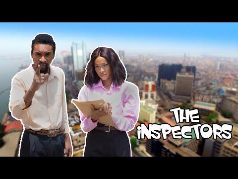 THE INSPECTORS (YawaSkits, Episode 91)