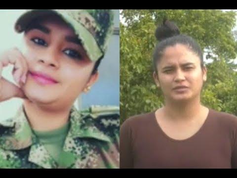 ELN entrega pruebas de supervivencia de suboficial del Ejército secuestrada en Arauca