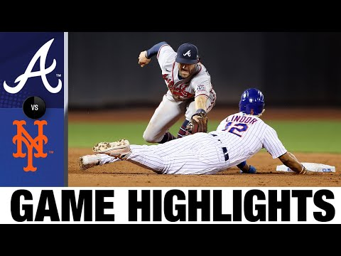Braves vs. Mets Game 2 Highlights (6/21/21)   MLB Highlights