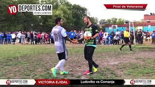Penales Ludoviko vs. Comanja Liga Victoria Ejidal en Chicago