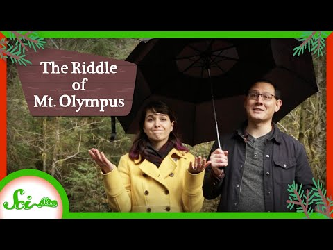 The Riddle of Washington's Mt. Olympus: A SciShow Field Trip