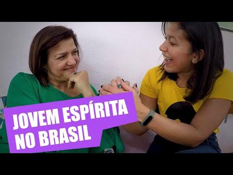 O PAPEL DO JOVEM ESPÍRITA NO BRASIL Feat. Deusa Samu