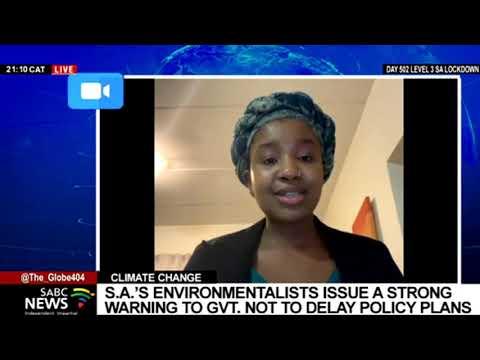 Unpacking the U.N. Climate report with Thandile Chinyavanhu