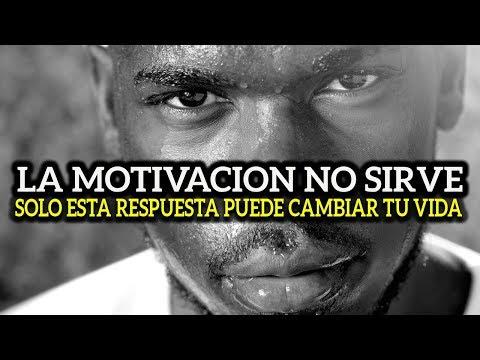 Basta de Motivación || DEBES ESCUCHAR ESTO