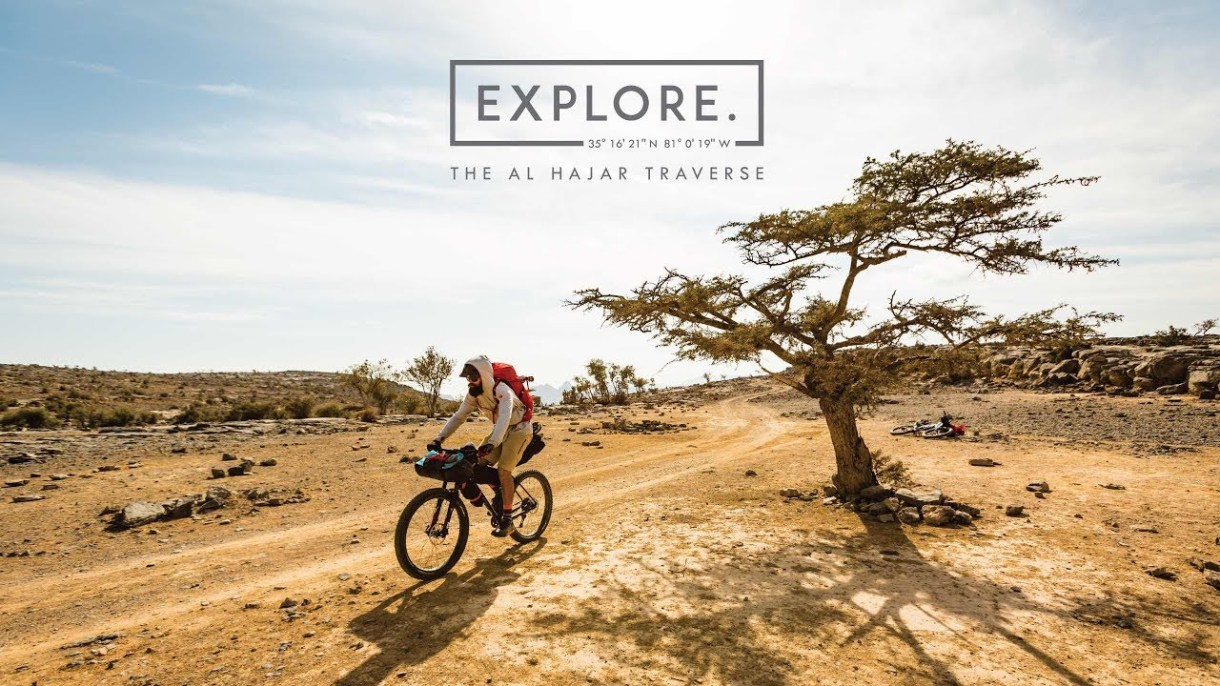 Whitewater Presents: EXPLORE. The Al Hajar Traverse