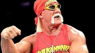Audio of Hulk Hogan saying the N-word Multiple Times