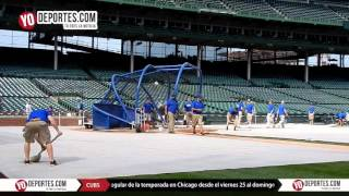 Piratas de Pittsburgh en Chicago Cubs Wrigley Field