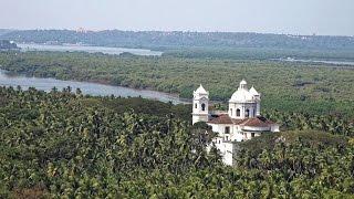 Old Goa, India In 4K (Ultra HD)