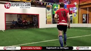 CD Vagos eliminado en penales por Eaglehearth en Chitown Futbol