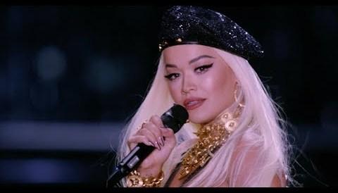 Download Music Rita Ora - Let You Love Me (Live From The Victoria's Secret 2018 Fashion Show)