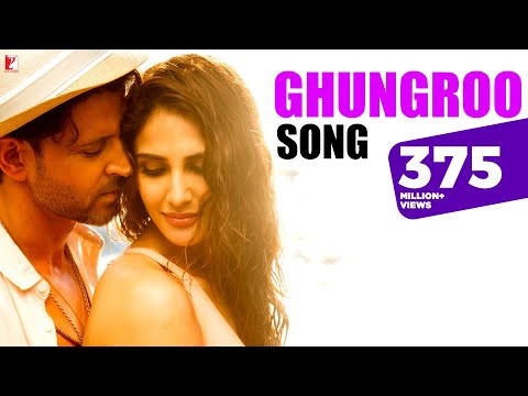 Ghungroo Song Lyrics in Hindi&English
