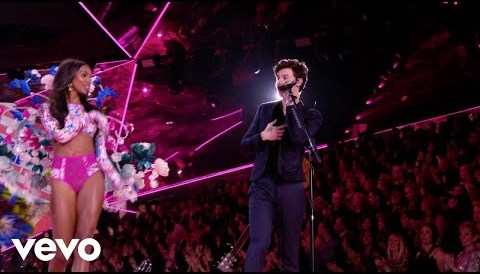 Download Music Shawn Mendes - Lost In Japan (Live From The Victoria's Secret 2018 Fashion Show)