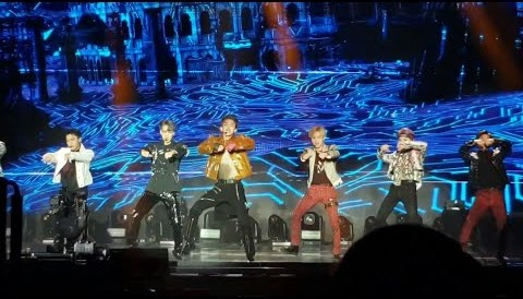 Download Music FANCAM 191005 SuperM 슈퍼엠 Jopping @ Debut Showcase Capitol Records Hollywood Live Concert Performance