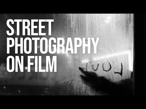 Street Photography with Film: Kodak Tri-X (feat. Mavis CW)