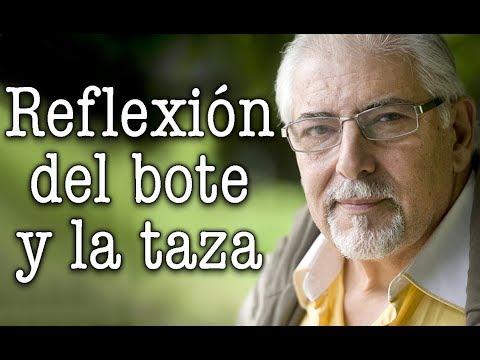 Jorge Bucay - Reflexión del Bote y la TAZA