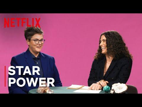 Astrologer Chani Nicholas Reads Hannah Gadsby's Chart | Star Power | Netflix