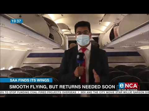 SAA finds its wings | Smooth flying, but returns needed soon