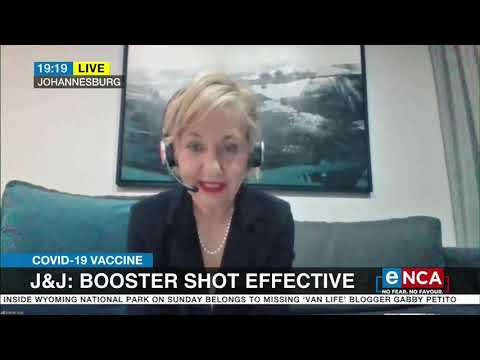 Discussion   J&J releases data on booster shot