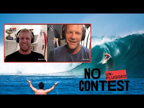 Mick Fanning, STAB, and Luke Egan talk all things G-Land   No Contest Unplugged