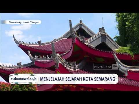Menjelajah Sejarah Kota Semarang #DiIndonesiaAja