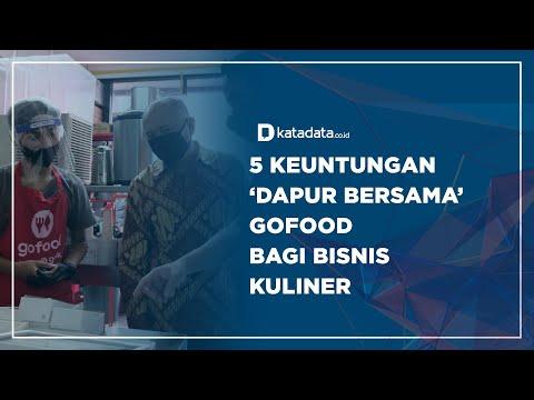 5 Keuntungan 'Dapur Bersama' GoFood Bagi Bisnis Kuliner   Katadata Indonesia