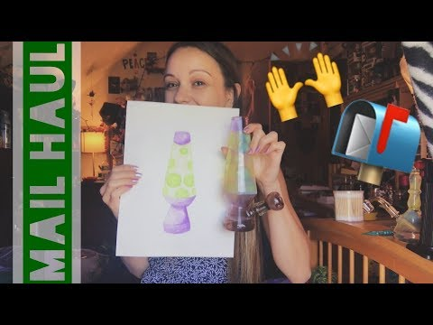 Mail Haul + Vlog (08.23.17)