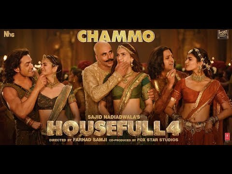 Chammo Song Lyrics Housefull 4 2019