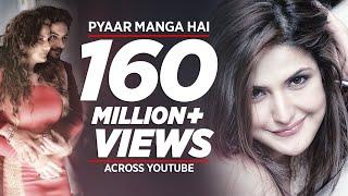 PYAAR MANGA HAI Video Song , Zareen Khan,Ali Fazal , Armaan Malik, Neeti Mohan , Latest Hindi Song