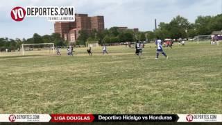 Veracruz derrota  a Honduras en la Liga Douglas de Chicago