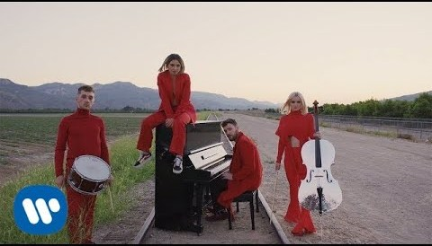 Download Music Clean Bandit - I Miss You feat. Julia Michaels