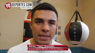 Adrian Granados vs. Adrien Broner